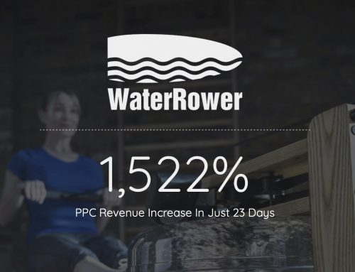 Waterrower PPC Revenue Soar by 1522 Percent