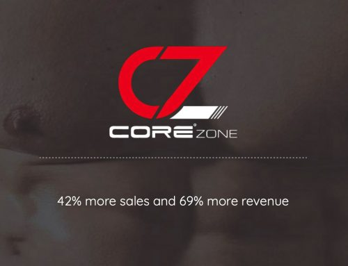 COREZONE Sports High Growth in Sales and Revenue