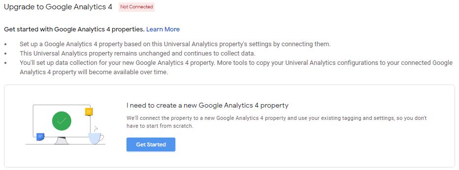 google-analytics-4-ga4-upgrade-wizard-guide