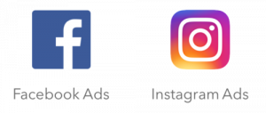 facebook ads instagram ads logos
