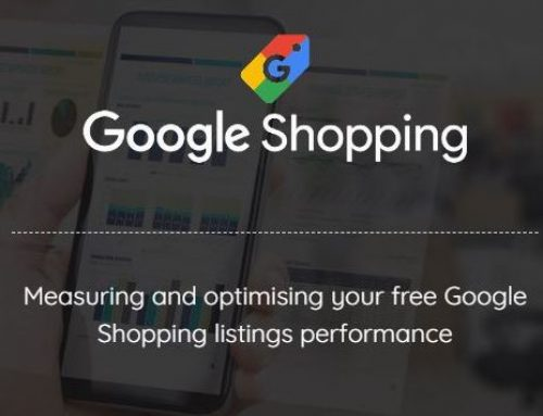 Measuring your free Google Shopping listings performance