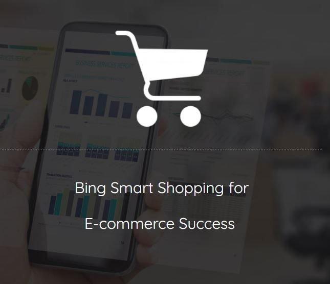 bing smart shopping ads ecommerce ppc