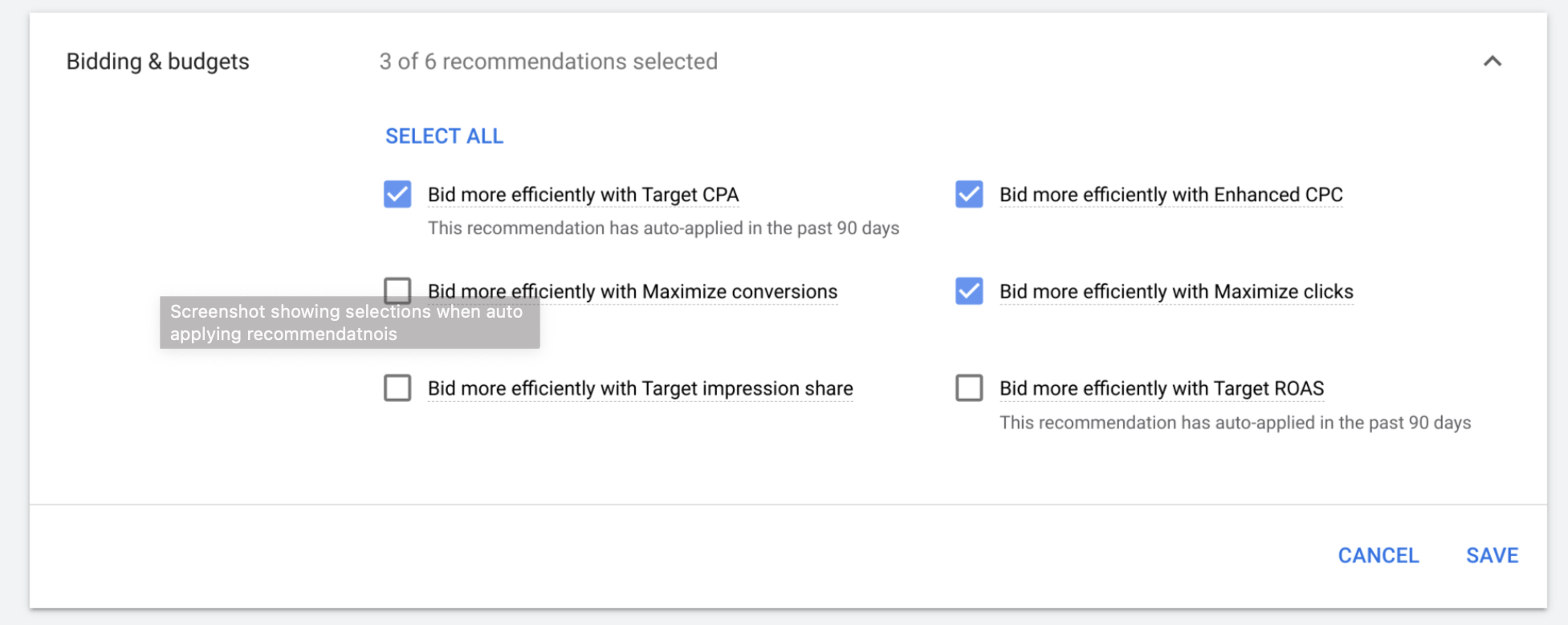 data exclusions google ads advertising