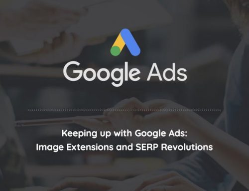Google Ads: Image Extensions and SERP Revolutions