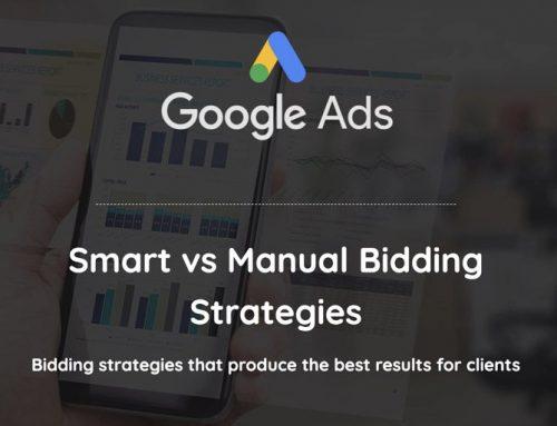 Smart vs Manual Bidding Strategies